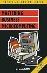 Mastering Business Microcomputing