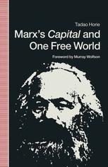 Marx's Capital and One Free World