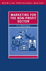 Marketing for the Non-profit Sector
