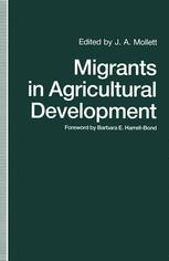 Migrants in Agricultural Development