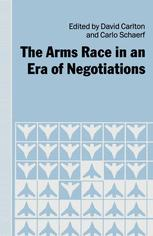 The Arms Race in an Era of Negotiations