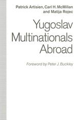Yugoslav Multinationals Abroad