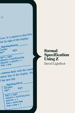 Formal Specification Using Z