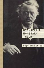 Wicksell's Monetary Theory