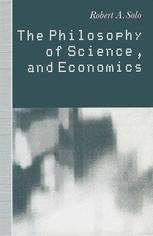 The Philosophy of Science, and Economics