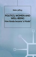 Politics, Women and Well-Being