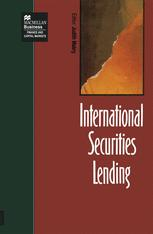 International Securities Lending