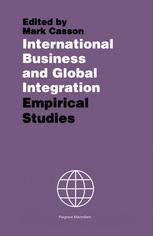 International Business and Global Integration