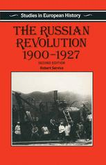 The Russian Revolution 1900–1927