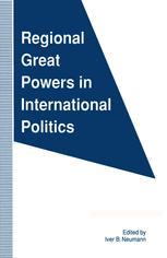 Regional Great Powers in International Politics