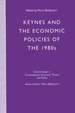 Keynes and the Economic Policies of the 1980s