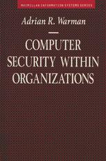 Computer Security Within Organizations
