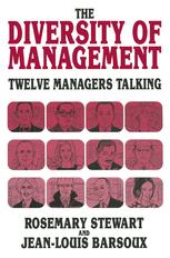 The Diversity of Management