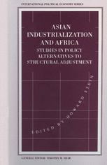 Asian Industrialization and Africa