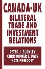 Canada-UK Bilateral Trade and Investment Relations