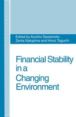 Financial Stability in a Changing Environment