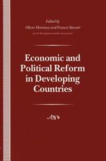 Economic and Political Reform in Developing Countries