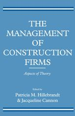 The Management of Construction Firms