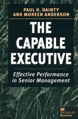 The Capable Executive