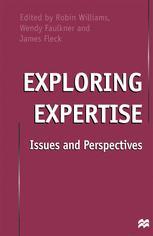 Exploring Expertise