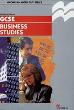 Business Studies GCSE