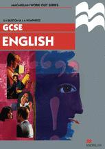 English GCSE Key Stage 4
