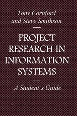 Project Research in Information Systems