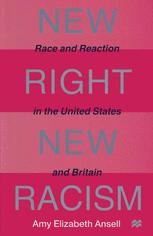 New Right, New Racism