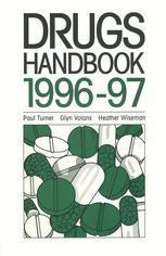 Drugs Handbook 1996–97