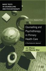 Counselling and Psychotherapy in Primary Health Care