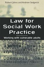Law for Social Work Practice
