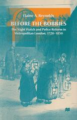 Before the Bobbies