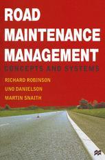 Road Maintenance Management