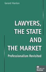 Lawyers, the State and the Market