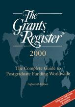 The Grants Register