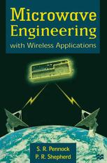 Microwave Engineering with Wireless Applications