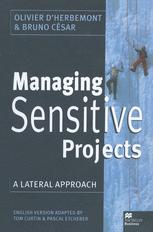 Managing Sensitive Projects