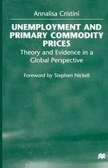 Unemployment and Primary Commodity Prices