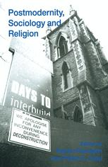 Postmodernity, Sociology and Religion
