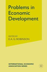 Problems in Economic Development