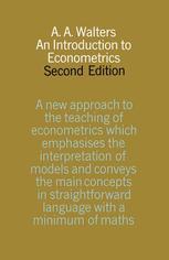 An Introduction to Econometrics