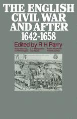 The English Civil War and after, 1642–1658