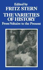 The Varieties of History