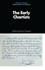 The Early Chartists