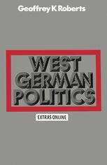 West German Politics