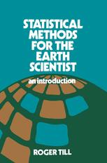 Statistical Methods for the Earth Scientist