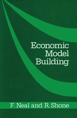 Economic Model Building