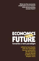 Economics in the Future