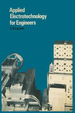 Applied Electrotechnology for Engineers