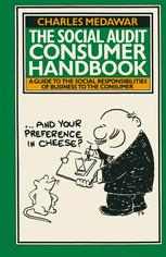 The Social Audit Consumer Handbook